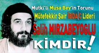 Mutki'li Mütefekkir Mirzabeyoğlu Kimdir ?