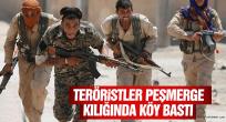 İşid Peşmerge Kılığında Köy Bastı