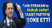 Fatih Erbakan 'ın Hukuk Zaferi