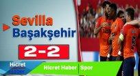 Sevilla2-2Başakşehir