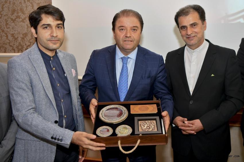 Turizmde İran'la Dev İşbirliği