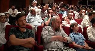 Ali ASLAN hoca ve Dr. Ihsan ŞENOCAK Hocamizin Konuşması
