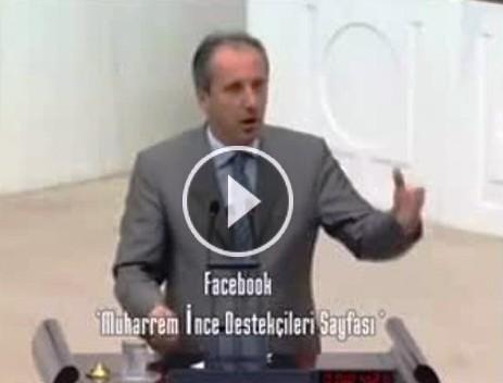 Muharrem İNCE 7 Dakikada HDP' lileri Kilitledi!